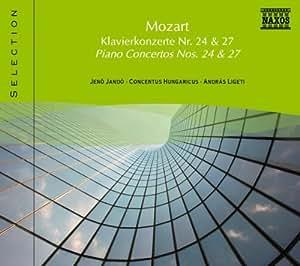 Klavierkonzerte Nr. 24+27