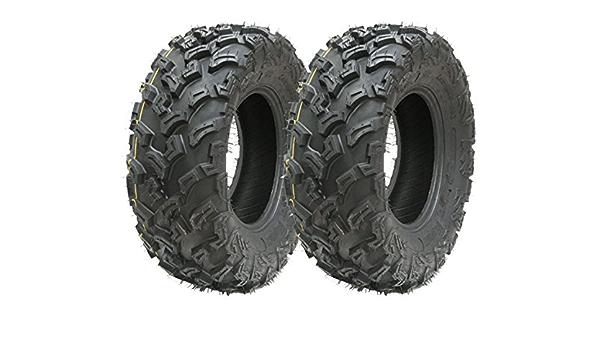 omologati su Strada ATV Extra Larghi. 12 6 Strati Parnells Pneumatici Quad 4 25 x 8 12 /& 25 x 11