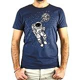 PLANETACAMISETA Camiseta Hombre - Unisex Astronauta