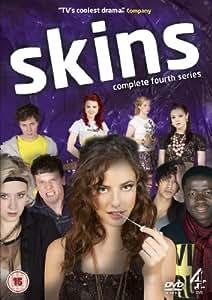 Skins - Series 4 [DVD]