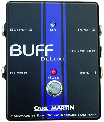 Carl Martin Deluxe - Pedal buffer