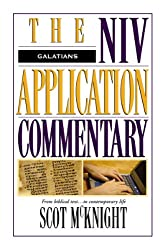 Galatians (The NIV Application Commentary): From Biblical Text-- to Contemporary Life