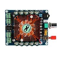 Festnight XH-M521 Car 4 Channel 50W*4 HIFI Stereo Audio Amplifier Board with Fan TDA7850