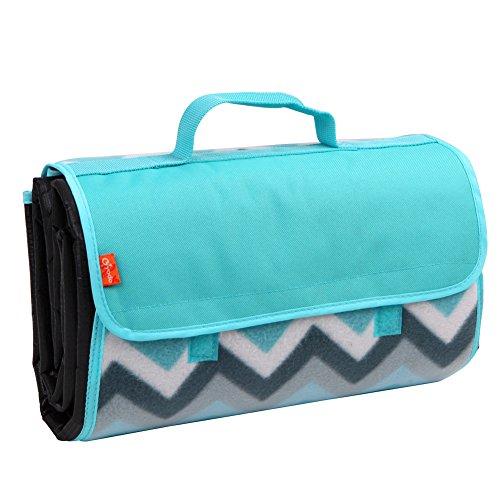 yodo-grande-picnic-manta-impermeable-con-suave-forro-polar-para-al-aire-libre-camping-viaje-feastiva