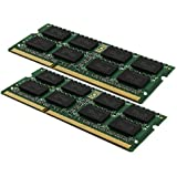 16GB Dual Channel Kit 2x 8 GB 200 pin DDR3-1066Mhz, SO DIMM, PC3-8500S, CL7 für DDR3 Apple Systeme von 2010