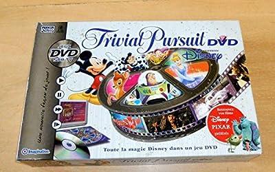 Hasbro - Jeu de société - Trivial Pursuit Dvd Disney
