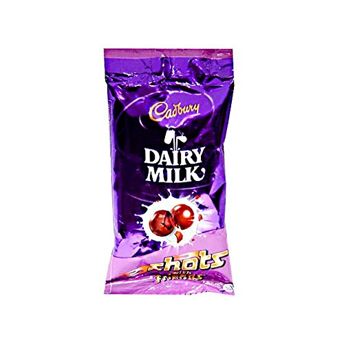 Cadbury Dairy Milk Shots, 9g (Pack of 48)