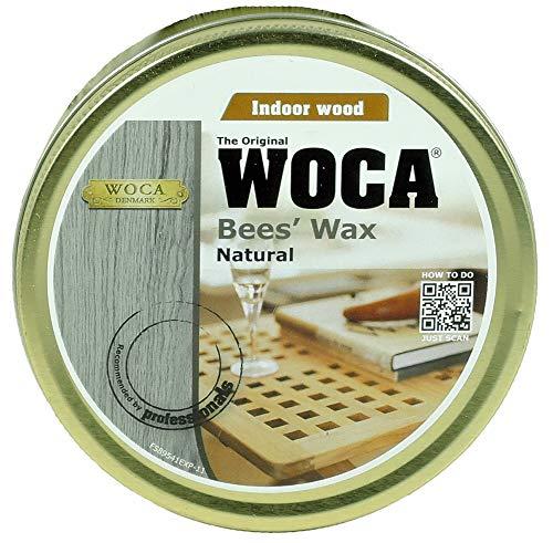 WOCA Bienenwachs Bees Wax Möbelpflege *Natur* 0,25 Liter