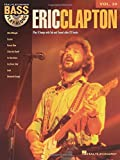 Hal Leonard - Eric Clapton - Bass Play-Along Vol. 29