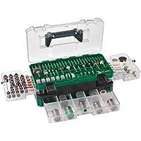 Hitachi - 753949 Mallette de fraises et outils pour mini perceuses rotatives 389pièces
