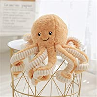 RAILONCH Creative cute plush doll octopus, Plush Toy, Kids Toy, Toys for Baby, childred