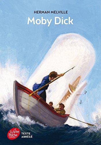Moby Dick - Texte abrégé par Herman Melville