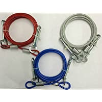 Generic LQ..1..LQ..2170..LQ et gard Cable Pet tie ou out metal ong Garden Strong d wire animal collar correa alambre mascotas NV_1001002170-CNUK22_135