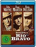Rio Bravo [Blu-ray] [Import allemand]