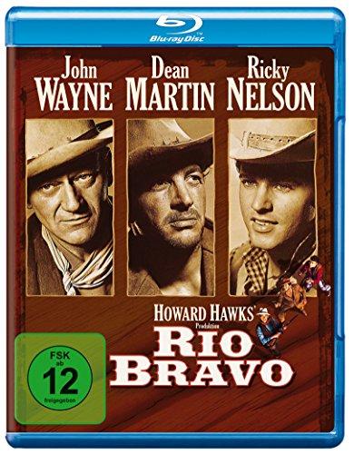 Bild von Rio Bravo [Blu-ray]