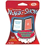 POOF-Slinky - Ideal Spectacular Magic Show 16-Trick Card Box and Deck, 0C1144 by Ideal (English Manual)