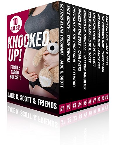 Knocked Up!: A Fertile Taboo Box Set (English Edition) -