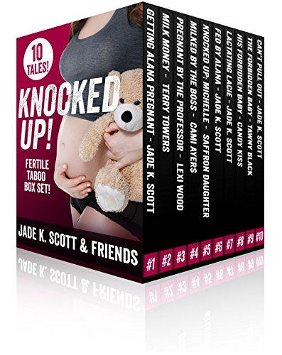 Knocked Up!: A Fertile Taboo Box Set (English Edition) -
