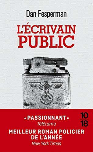 L'écrivain public par  Dan FESPERMAN