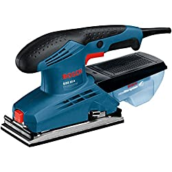 Bosch Professional 0601070400 Ponceuse vibrante GSS 23 A 190 W