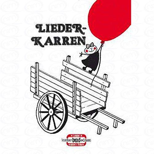 LIEDERKARREN - LIEDERBUCH 3 - arrangiert für Liederbuch [Noten/Sheetmusic]