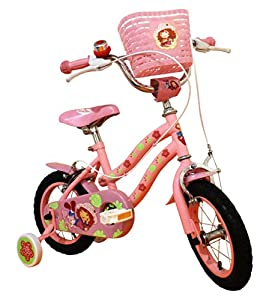 "Tarta de Fresa - Bicicleta de 16"" (Saica Toys 1767)"