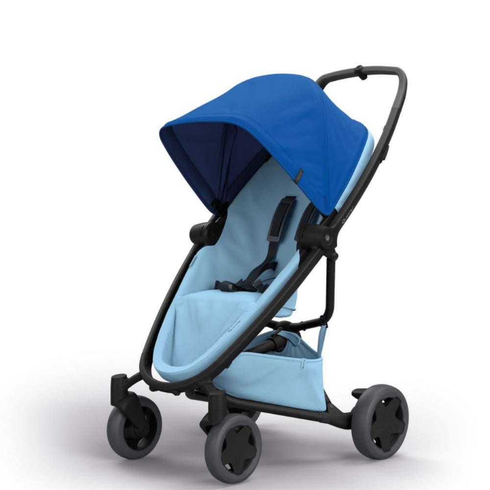 Quinny Zapp Flex Plus Vier Räder Buggy, stylischer Kinderwagen mit viel Komfort und Flexibilität, leicht und extrem…