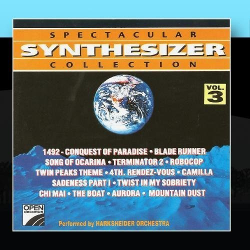 Spectacular Synthesizer Collection Vol. 3 by Open Records/Countdown Media