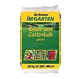 IM GARTEN Rasen-u.Gartenkalk (kohlens.Kalk) 20kg - 11190