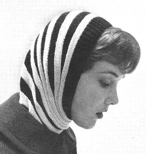 f Knit Knitting Vintage Pattern EBook Download Needlecrafts (English Edition) (Kid's Bumble Bee Hat)