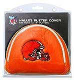 Team Golf NFL Cleveland Browns Golf Club Mallet Putter Headcover, Fits Most Mallet