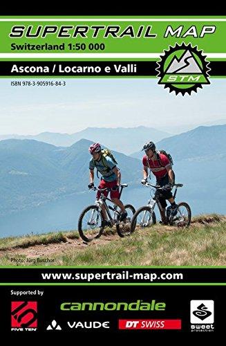 Ascona / Locarno e Valli 2015 por Outdoor media shop