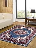 Klassisch Teppich Perser Dessin Teppich Top Preis Guenstig Teppich PERSIAN 4480-AZZURRO cm.180x270
