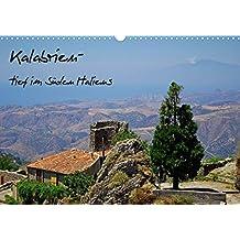 Kalabrien - tief im Süden Italiens (Posterbuch DIN A4 quer): Kalabrien, die unbekannte Perle im Süden Italiens, bietet vielfältige Eindrücke vom ... Posterbuch, 14 Seiten (CALVENDO Natur)