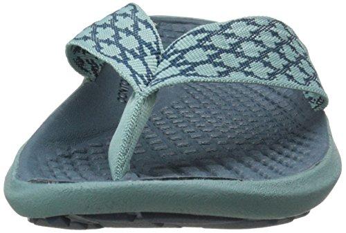 De Das 5 Ii Azul Classe Caminhadas Aleta Interessada Mulheres Ss15 Sandálias BaI0q0w