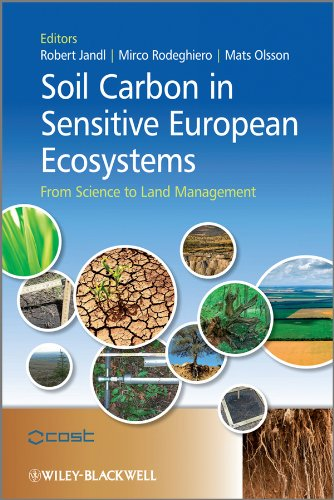 Soil Carbon in Sensitive European Ecosystems: From Science to Land Management (English Edition)