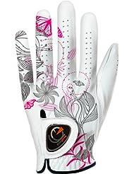Easy Glove Spring_flora-Purple-w Gant de Golf Femme