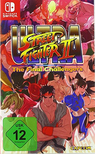 Ultra Street Fighter II: The Final Challengers - [Nintendo Switch]