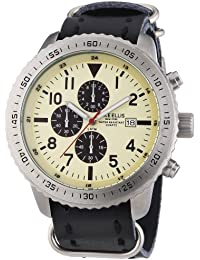 Mike Ellis New York Herren-Armbanduhr XL Chronograph Quarz 17986