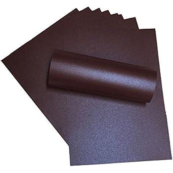und Laserdrucker 20 Blatt A4 Maya Blue Perlglanz-Papier 100 g//m/² f/ür Inkjet