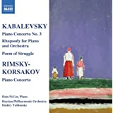 Kabalevsky: Piano Concerto No. 3; Rimsky-Korsakov: Rhapsody