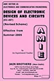 AMIE - Section (B) Design of Electronic Devices and Circuits ( EC-407) Electronics and Communication Engineering Solved and Unsolved Paper