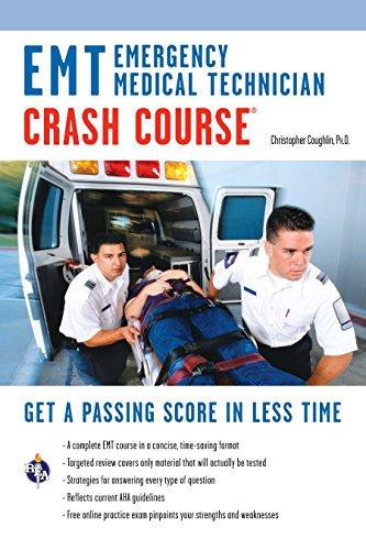 EMT (Emergency Medical Technician) Crash Course Book + Online (EMT Test Preparation) (English Edition)