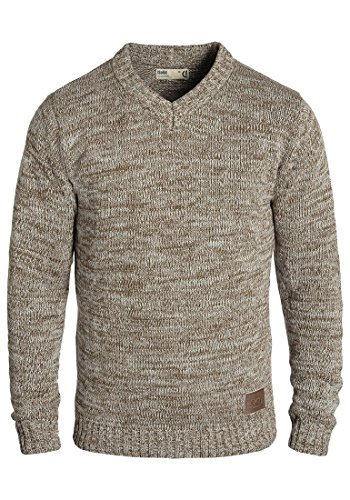 SOLID Pindaric - Pull en Maille - Homme Dune (5409)
