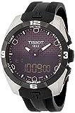 Tissot T0914204705100 - Reloj de Pulsera Hombre, Caucho, Color Negro
