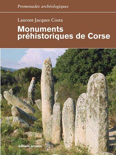 Monuments préhistoriques de Corse par Laurent Jacques Costa