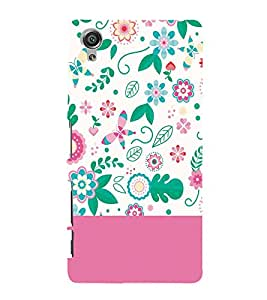 PrintVisa Designer Back Case Cover for Sony Xperia X :: Sony Xperia X Dual F5122 (college school girls girly man manly romantic mood)