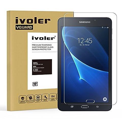 Samsung Galaxy Tab A 7.0 2016 (SM-T280 / SM-T285) Protection écran, iVoler® Film Protection d