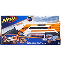 Hasbro Nerf Elite-Rough Cut 2x4, A1691EU4