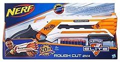 Idea Regalo - Hasbro Nerf - Rough Cut 2x4, A1691EU4